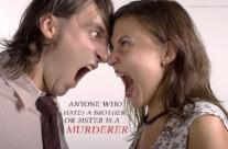 Murderer!