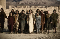 The Word Became…