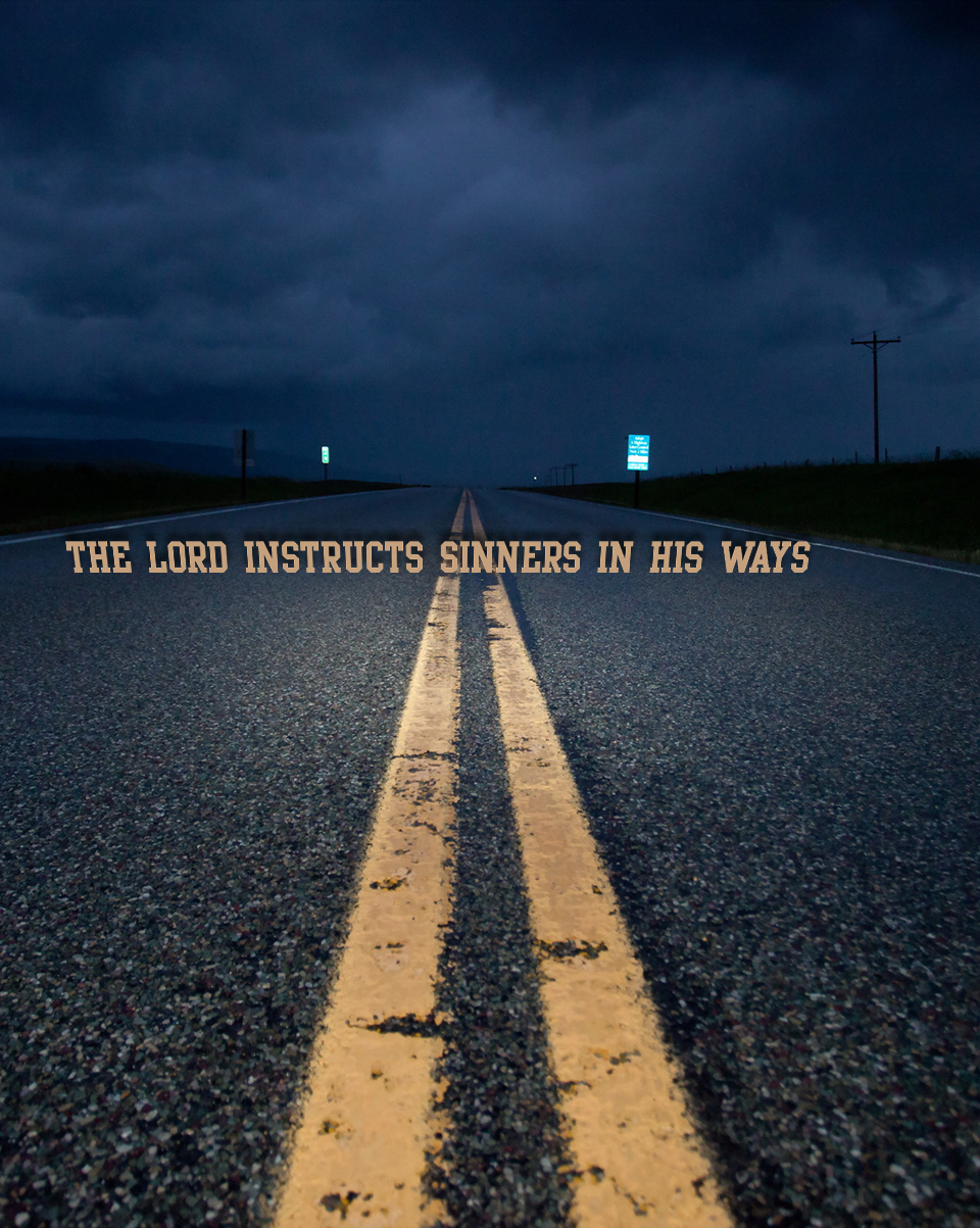 The Lord Instructs