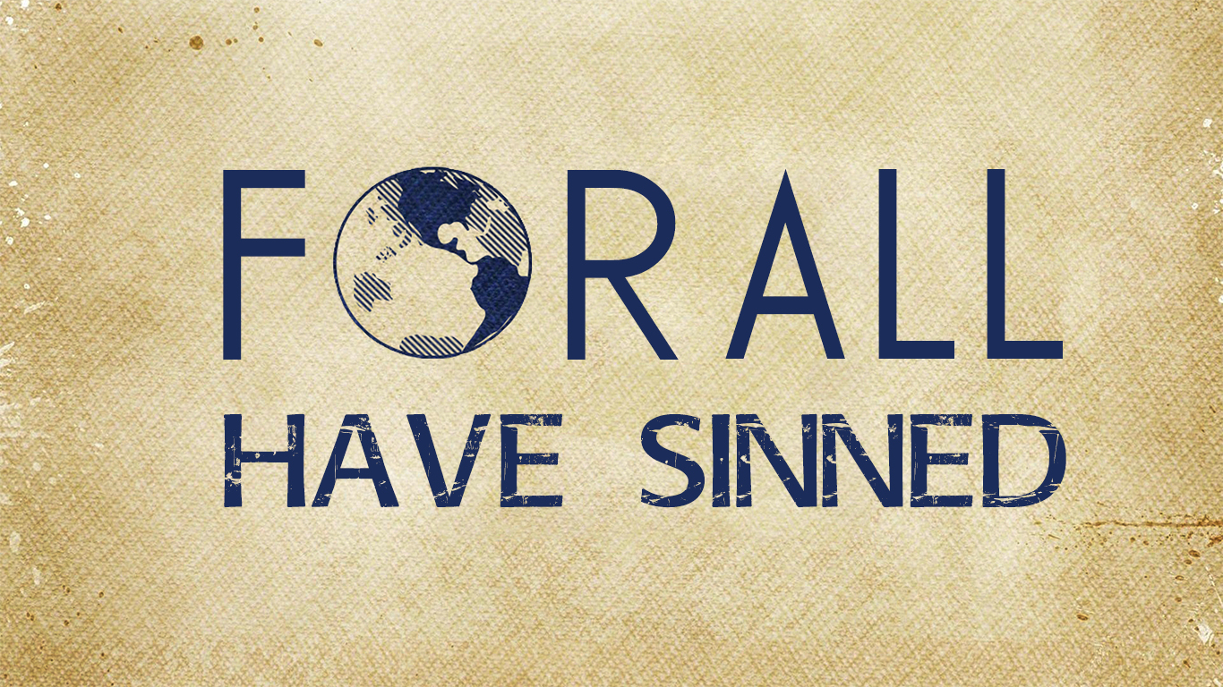 For all have sinned and come short of the glory of God christian wallpaper hd_1366x768