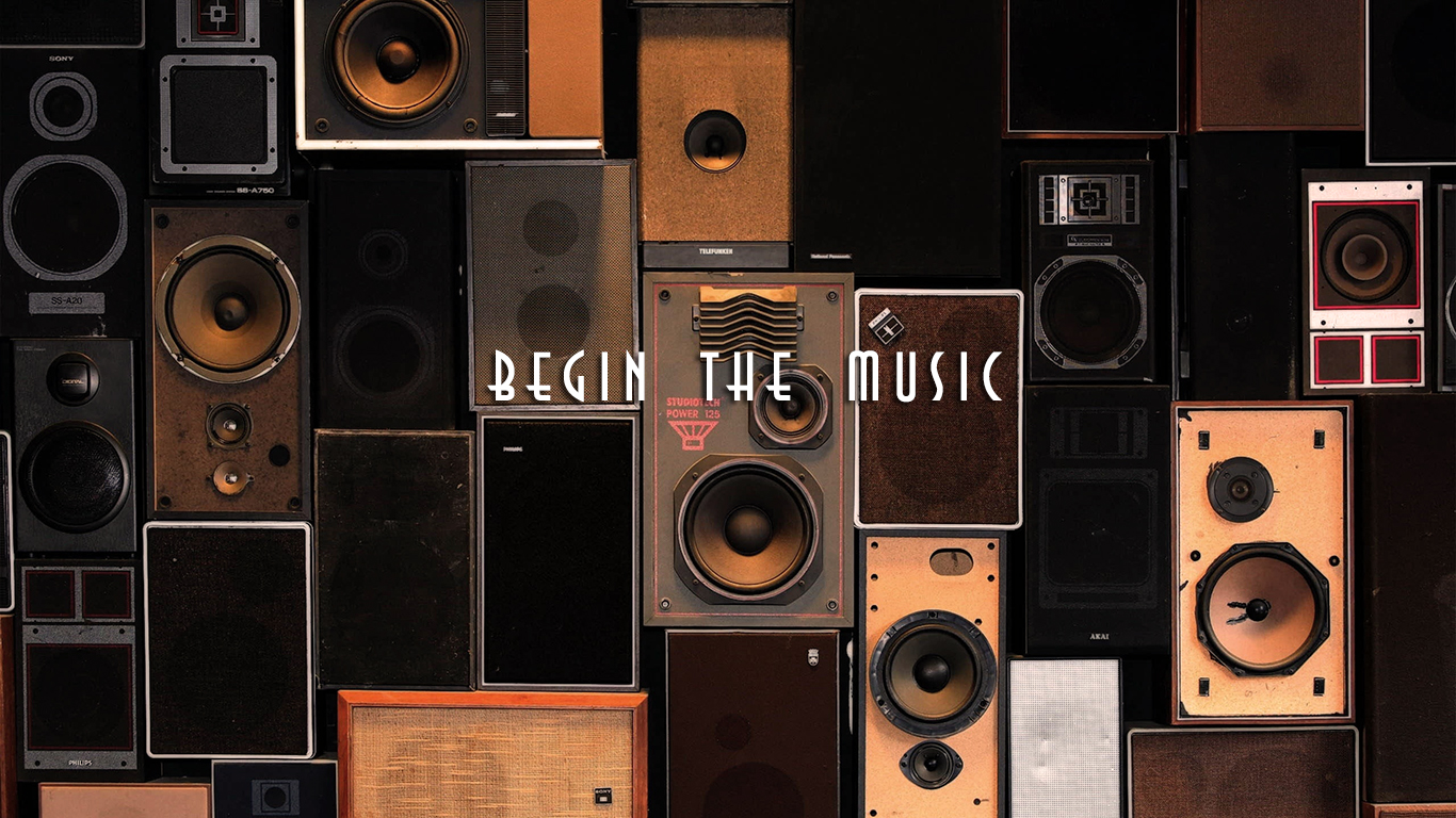 Begin The Music Christian Wallpapers