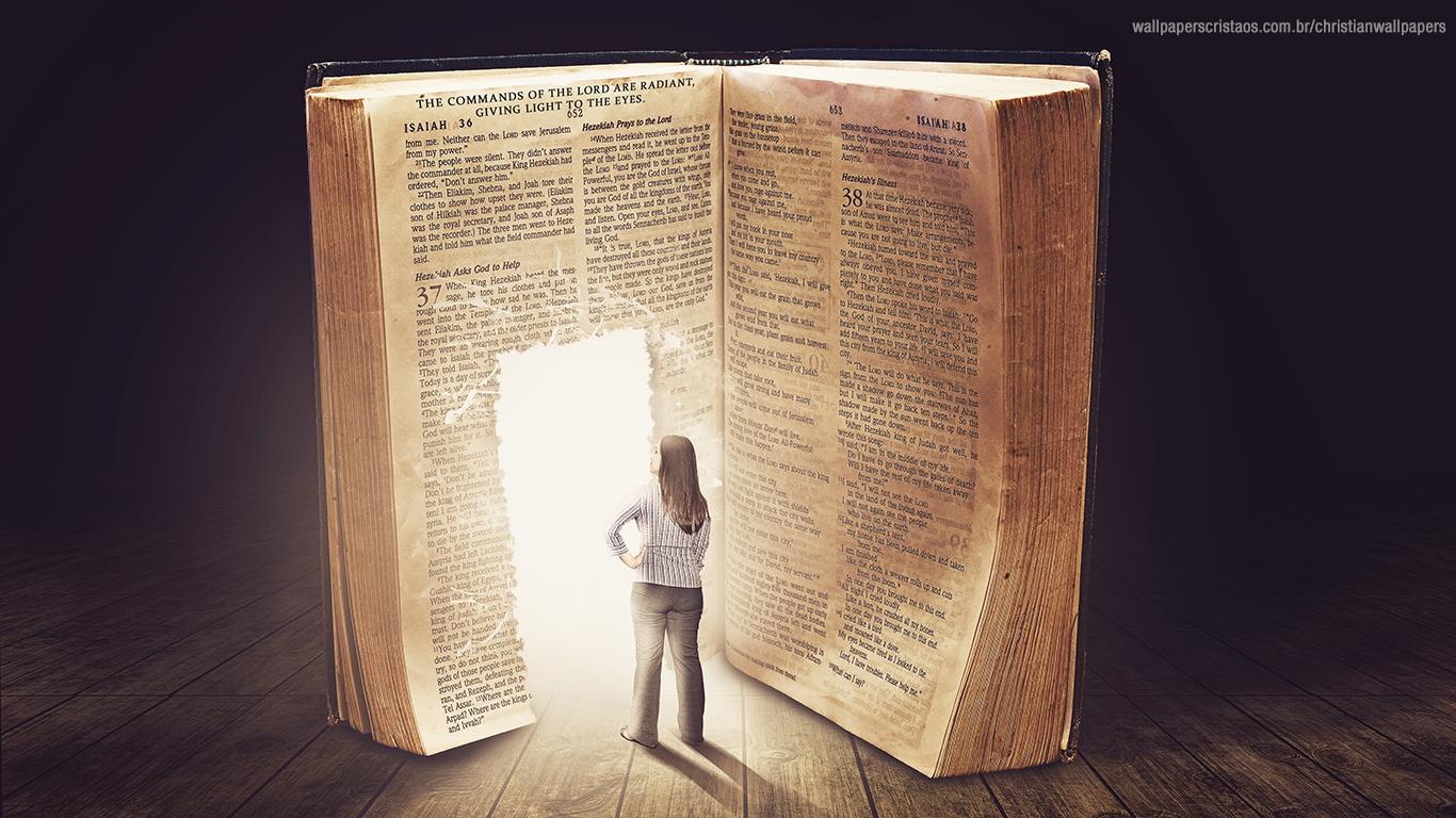 commands Lord giving ligh eyes bible christian wallpaper hd_1366x768