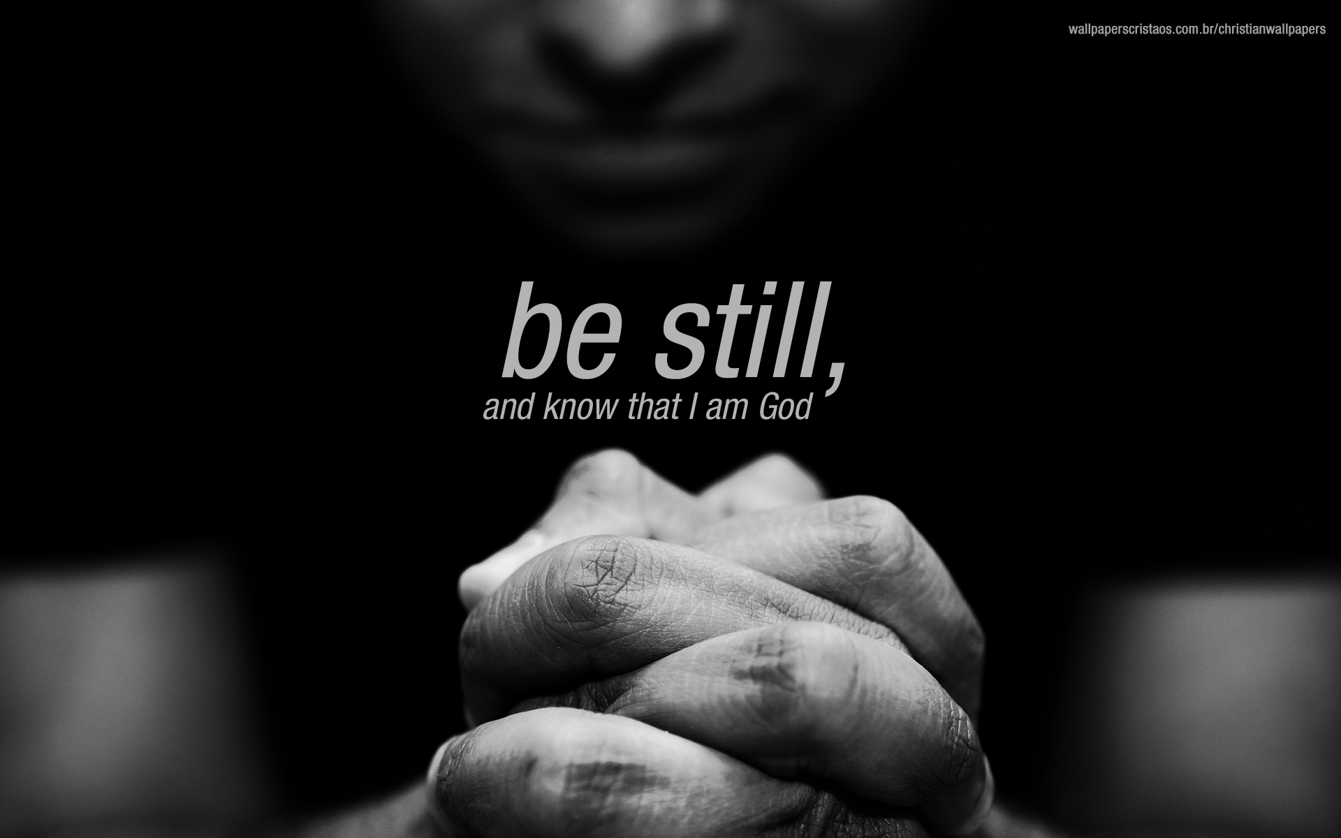 Be Still Christian Wallpapers